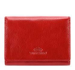 Portmonetka, czerwony, 21-1-070-3, Zdjęcie 1