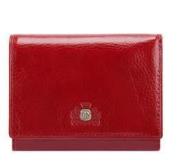 Кожаный кошелек Wittchen 22-1-070-3, красный 22-1-070-3