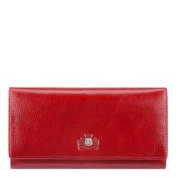 Portmonetka, czerwony, 22-1-075-3M, Zdjęcie 1