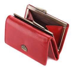 Portmonetka, czerwony, 11-1-053-3, Zdjęcie 1
