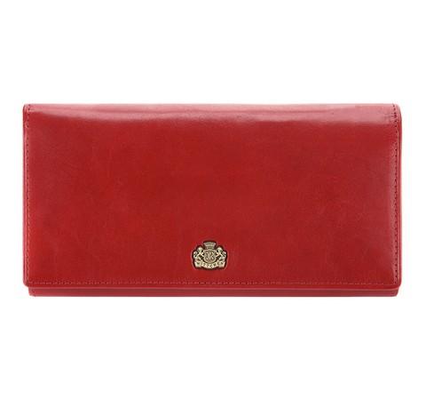 Portmonetka, czerwony, 11-1-075-3, Zdjęcie 1