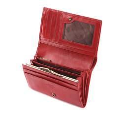 Portmonetka, czerwony, 11-1-081-3, Zdjęcie 1