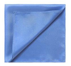 Poszetka, niebieski, 83-7P-100-N, Zdjęcie 1