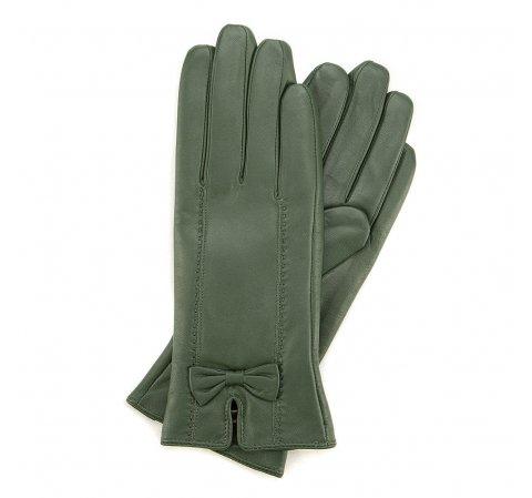 Перчатки женские кожаные Wittchen 39-6-200-1, черный 39-6-536-Z