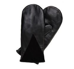 Rękawiczki damskie, czarny, 39-6-548-1-L, Zdjęcie 1