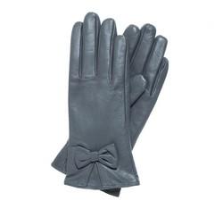 Rękawiczki damskie, szary, 39-6-550-S-V, Zdjęcie 1
