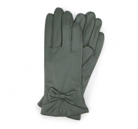 Rękawiczki damskie, khaki, 39-6-550-Z-V, Zdjęcie 1