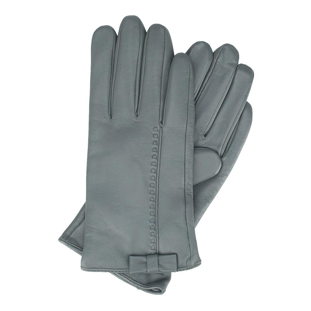 51561d2305927 Ocieplane rękawiczki damskie ze skóry naturalnej | WITTCHEN | 39-6-551
