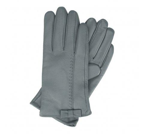 Rękawiczki damskie, szary, 39-6-551-S-V, Zdjęcie 1