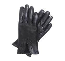 Rękawiczki damskie, czarny, 39-6-552-1-S, Zdjęcie 1