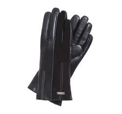 Rękawiczki damskie, czarny, 39-6-556-1-S, Zdjęcie 1