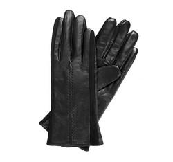 Rękawiczki damskie, czarny, 39-6-559-1-S, Zdjęcie 1