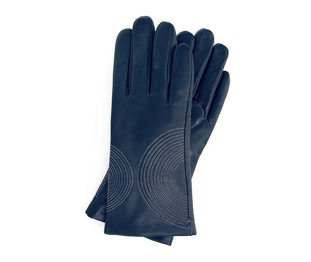 Перчатки женскиеПерчатки женские<br><br>секс: женщина<br>Цвет: синий<br>Размер INT: M<br>материал:: Натуральная кожа