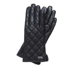 Rękawiczki damskie, czarny, 39-6-561-1-L, Zdjęcie 1