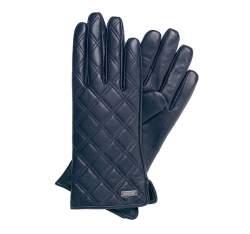 Rękawiczki damskie, granatowy, 39-6-561-GC-L, Zdjęcie 1
