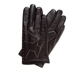 Rękawiczki damskie, czarny, 39-6-562-1-S, Zdjęcie 1