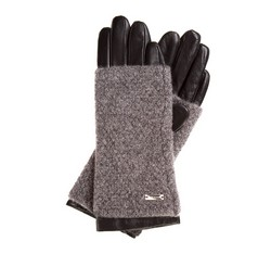 Rękawiczki damskie, czarny, 39-6-563-1-X, Zdjęcie 1