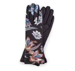 Rękawiczki damskie, multikolor, 39-6-566-1-M, Zdjęcie 1