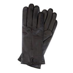 Rękawiczki damskie, czarny, 39-6L-183-1-M, Zdjęcie 1