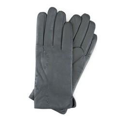 Rękawiczki damskie, szary, 39-6L-188-S-M, Zdjęcie 1