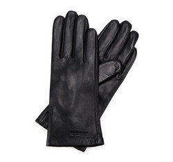 Women's gloves, black, 39-6L-200-1-V, Photo 1