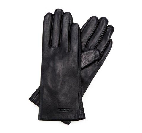 Rękawiczki damskie, czarny, 39-6L-200-1-V, Zdjęcie 1