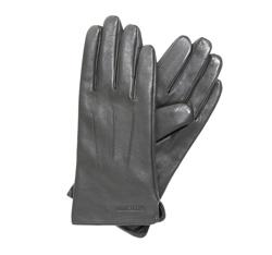 Rękawiczki damskie, szary, 39-6L-202-S-S, Zdjęcie 1
