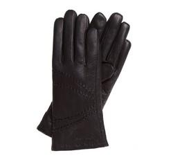 Rękawiczki damskie, czarny, 44-6-512-1-S, Zdjęcie 1