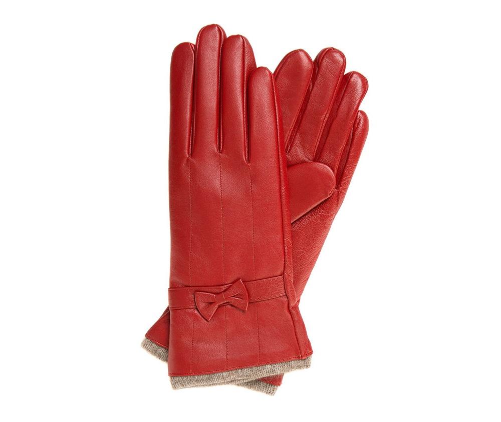 Перчатки женские Wittchen 44-6-514-2T, красныйПерчатки женские<br><br>секс: женщина<br>Размер INT: XL<br>материал:: Натуральная кожа