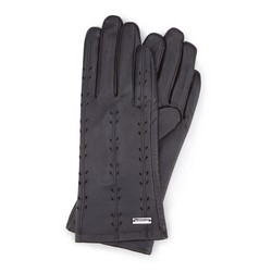 Women's gloves, black, 45-6-235-1-L, Photo 1