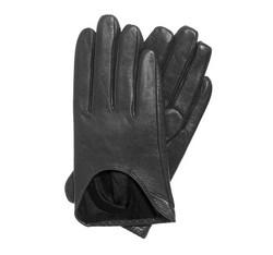 Rękawiczki damskie, czarny, 45-6-518-1-L, Zdjęcie 1