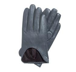 Rękawiczki damskie, szary, 45-6-518-S-M, Zdjęcie 1