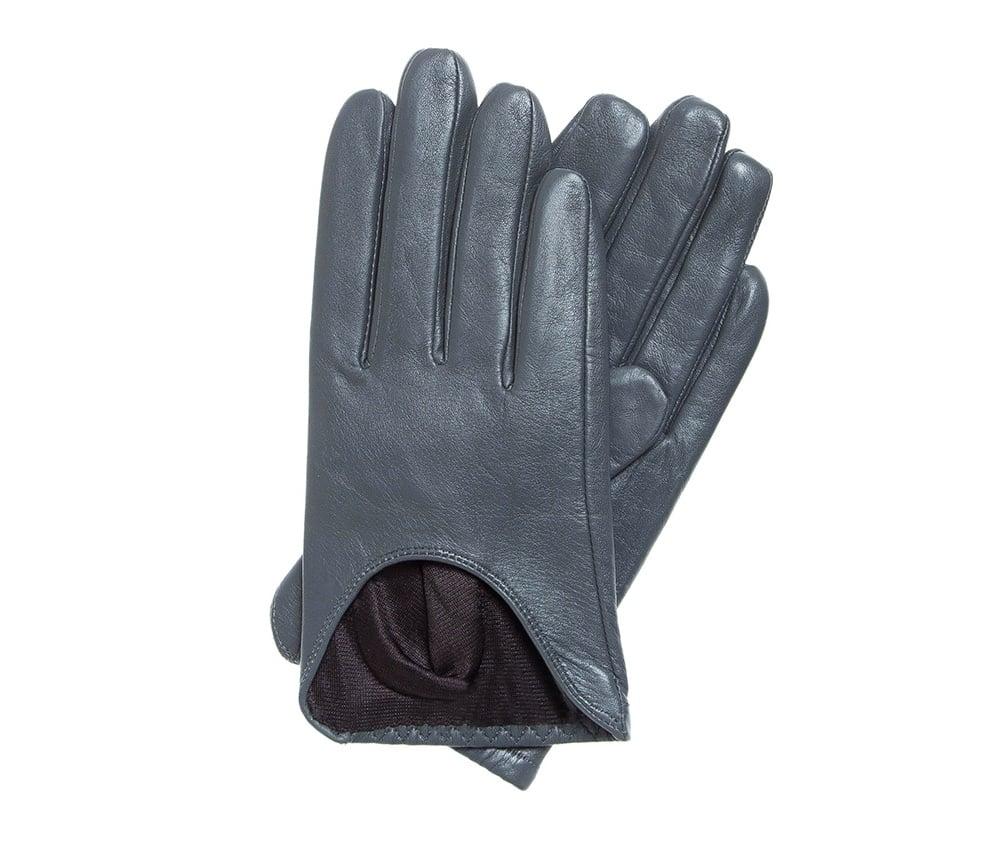 Перчатки женские Wittchen 45-6-518-S, серый