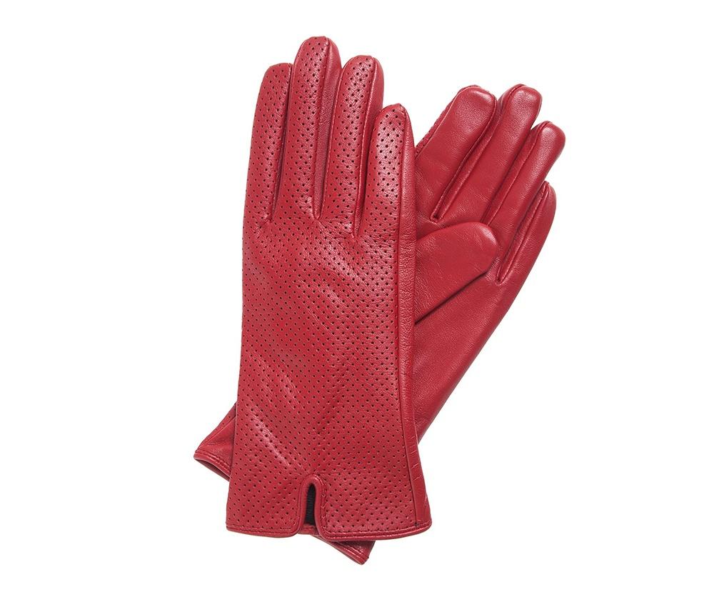 Перчатки женскиеКлассические женские неутепленные перчатки выполнены из высококачественной натуральной кожи.<br><br>секс: женщина<br>Размер INT: V<br>вид:: неутепленные<br>материал:: Натуральная кожа<br>подкладка:: полиэстр