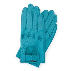 Rękawiczki damskie, turkusowy, 46-6-275-TQ-L, Zdjęcie 1
