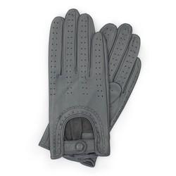 Rękawiczki damskie, szary, 46-6L-292-S-S, Zdjęcie 1