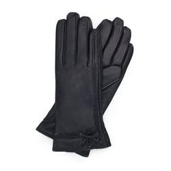Rękawiczki damskie, czarny, 39-6-530-1-V, Zdjęcie 1