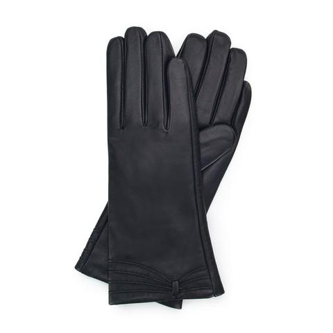 Перчатки женские кожаные Wittchen 39-6L-224-1