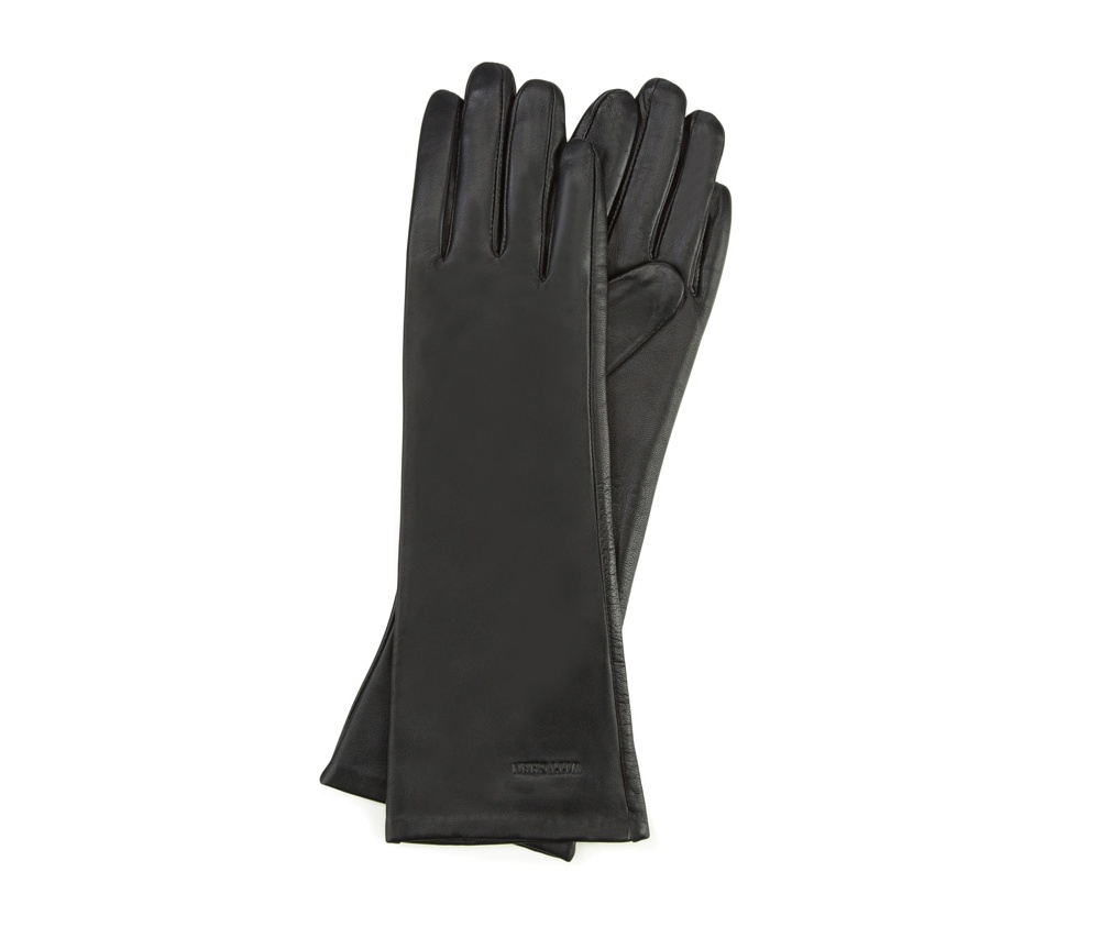 Перчатки женские кожаные Wittchen 45-6L-233-1, черныйПерчатки женские кожаные<br><br>секс: женщина<br>Цвет: черный<br>Размер INT: L<br>материал:: Натуральная кожа