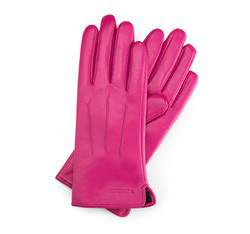 Rękawiczki damskie, różowy, 39-6L-202-2-S, Zdjęcie 1