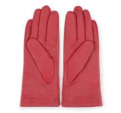 Rękawiczki damskie, czerwony, 39-6-572-2T-L, Zdjęcie 1