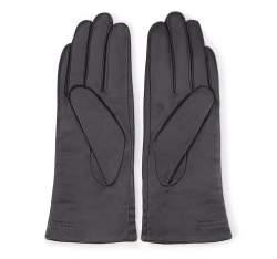 Rękawiczki damskie, czarny, 44-6L-224-1-S, Zdjęcie 1