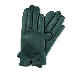 Rękawiczki damskie, zielony, 39-6-213-BM-S, Zdjęcie 1