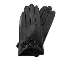 Rękawiczki damskie, czarny, 39-6-504-1-M, Zdjęcie 1