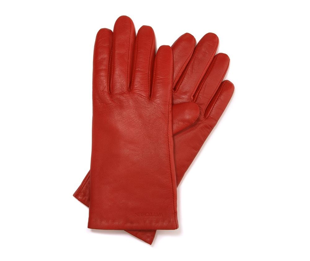 Перчатки женские кожаныеПерчатки женские кожаные<br><br>секс: женщина<br>Размер INT: S<br>материал:: Натуральная кожа