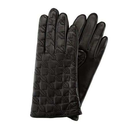 Перчатки женские кожаные Wittchen 39-6-289-1