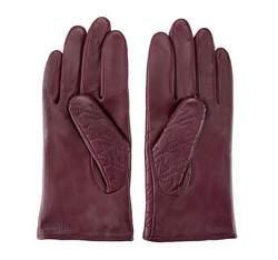 Rękawiczki damskie, fioletowy, 39-6-289-P-S, Zdjęcie 1