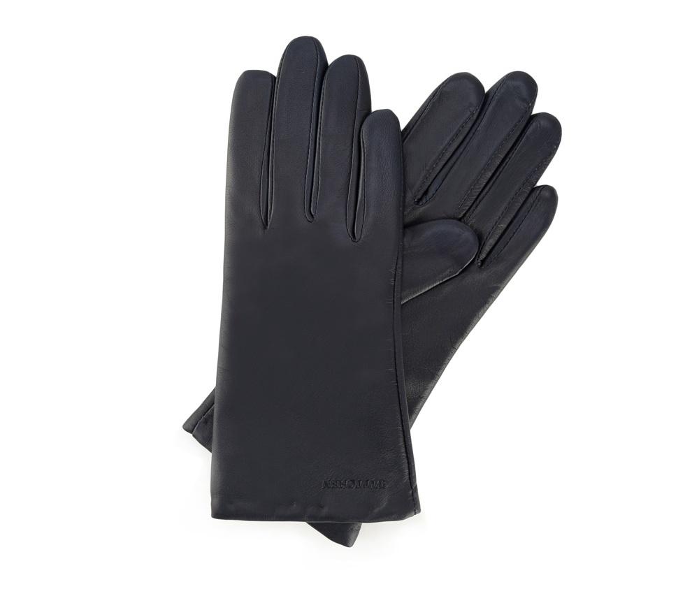 Перчатки женские кожаные Wittchen 44-6-201-GC, синийПерчатки женские кожаные<br><br>секс: женщина<br>Цвет: синий<br>Размер INT: L