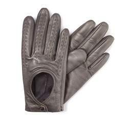 Rękawiczki damskie, srebrny, 46-6-290-SM-X, Zdjęcie 1