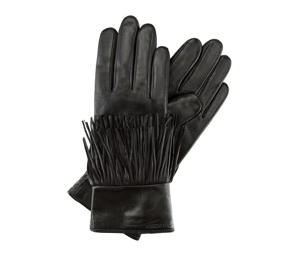 Перчатки женские кожаные Wittchen 39-6-292-1, черныйПерчатки женские кожаные<br><br>секс: женщина<br>Цвет: черный<br>Размер INT: M